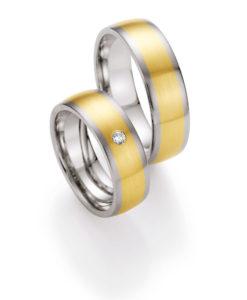 Gold Steel Brilliant ST507